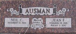 Jean F Ausman