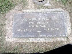 Arthur R Powell