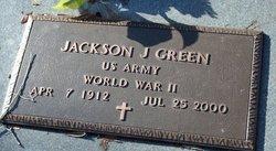 Jackson Jeremiah Jack Green