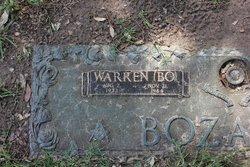 Warren Bozarth