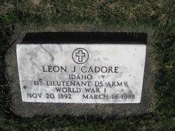Leon Joseph Cadore