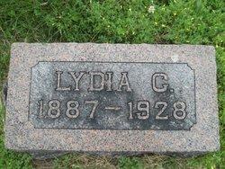 Lydia Catherine <i>Lutz</i> Hamacher