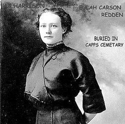 Eulah <i>Carson</i> Redden
