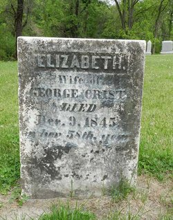 Elizabeth Mary <i>Callaway</i> Crist