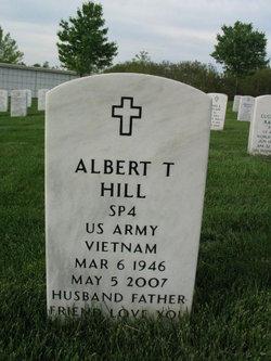 Albert Thomas Hill, Jr