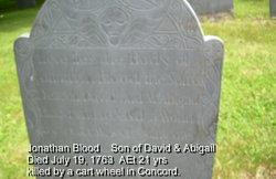 Jonathan Blood