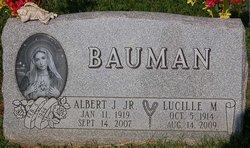 Albert Joseph Bauman, Jr