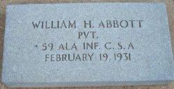 William Horace Abbott