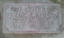 Frank Andrus Benson
