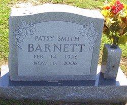 Patsey <i>Smith</i> Barnett