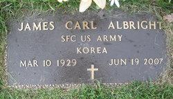 James Carl Albright