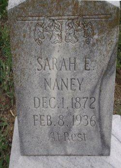 Sarah E. Naney