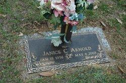 Janice <i>Campbell</i> Arnold