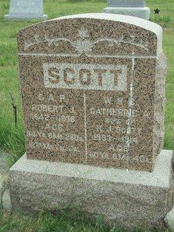 Catherine A Scott