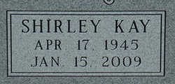 Shirley Kay <i>Richards</i> Andrews
