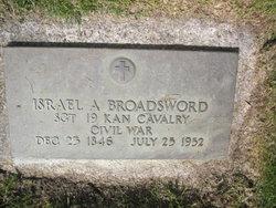 Israel Adam Broadsword