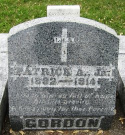 Patrick A Gordon, Jr