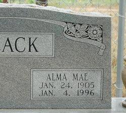 Alma Mae <i>Gautier</i> Black