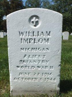 William Implom
