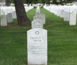 George C Snizik
