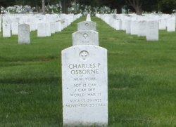 Charles P Osborne