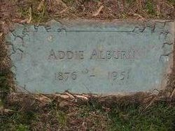 Addie <i>Corns</i> Alburn