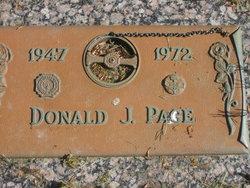 Donald John Don Page