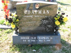 Donnie Clay Chapman, Jr