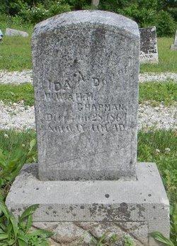 Ida A Chapman