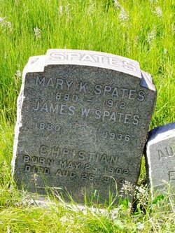 Mary K. <i>Hartung</i> Spates