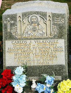 Carlos Juan Velazquez Suarez