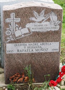 Rafaela Munoz Gomez