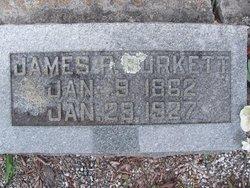 James R Burkett