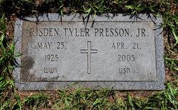 Risden Tyler Presson, Jr