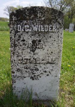 Daniel C Wilder