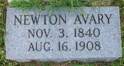 Newton Clay Avary