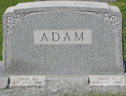 Mary A. <i>Balthaser</i> Adam