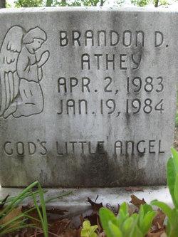 Brandon D Athey