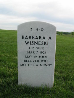 Barbara Anne Wisneski