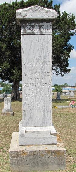 Josephine Josie <i>McBryde</i> Bruce