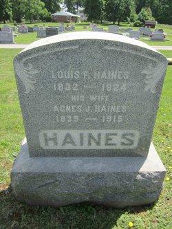 Louis Francis Haines