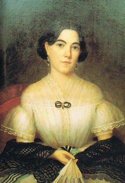 Anna Maria <i>Gaines</i> Hanger