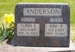 Clara <i>Briggs</i> Anderson