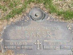 D. Lloyd Baker