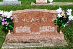 Luther Earl McWhirt