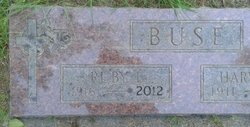 Ruby Lenore <i>Taylor</i> Buse