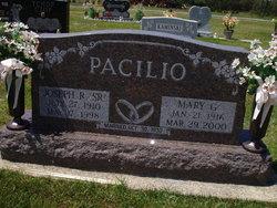 Joseph R Pacilio, Sr