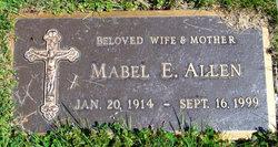 Mabel Elisabeth <i>Wolfgang</i> Allen