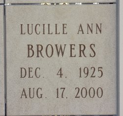 Lucille Ann Browers