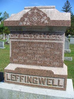 Abigail <i>Moore</i> Leffingwell